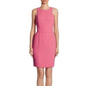 $545 New Hugo Boss Dalanea SHORT Sheath Dress 8 M